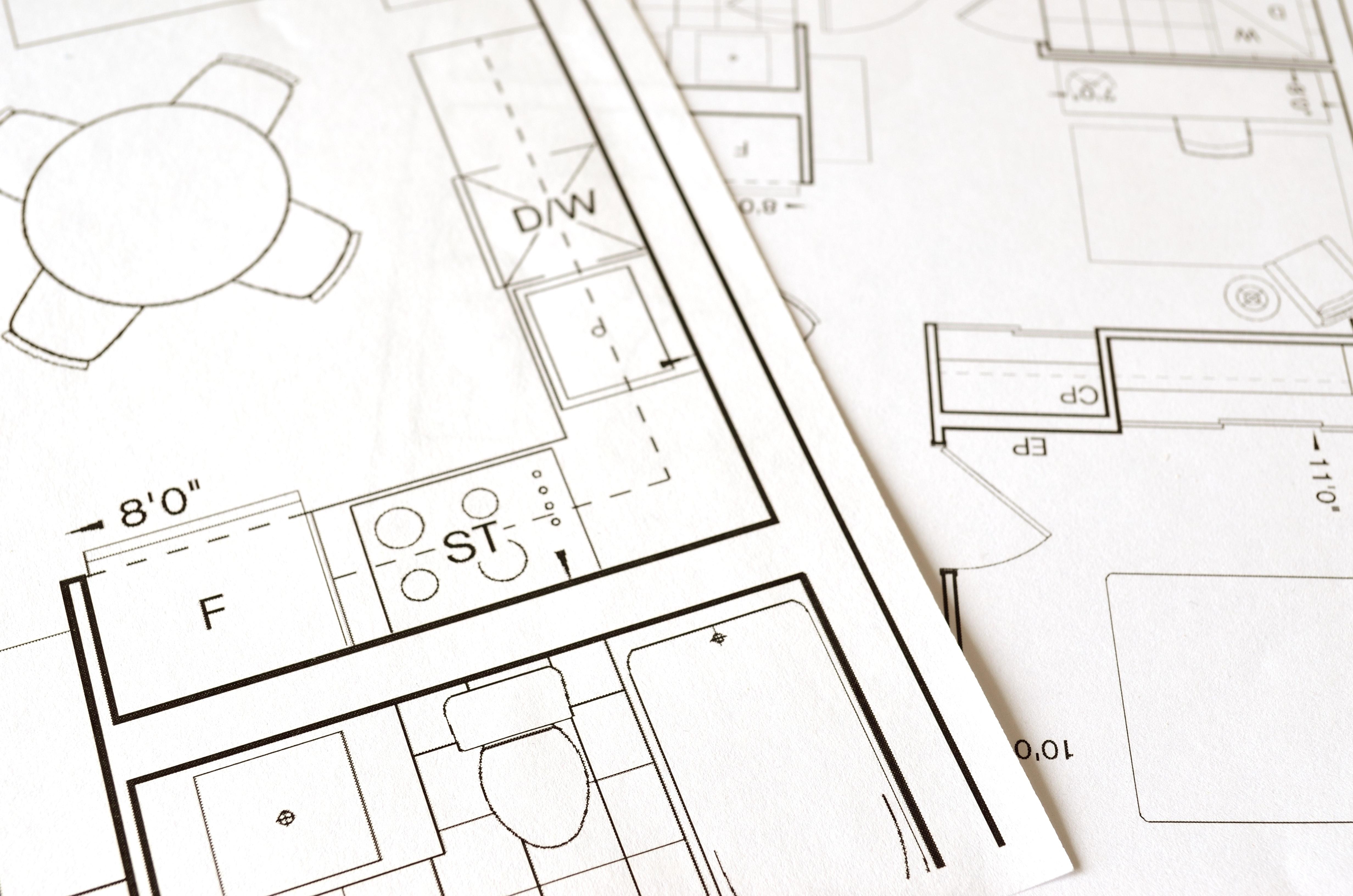 Feng Shui Grundrissanalyse für Neubauten